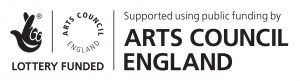 Conjunction is supported using public funding by Arts Council England