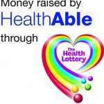 HealthAble through The Health Lottery