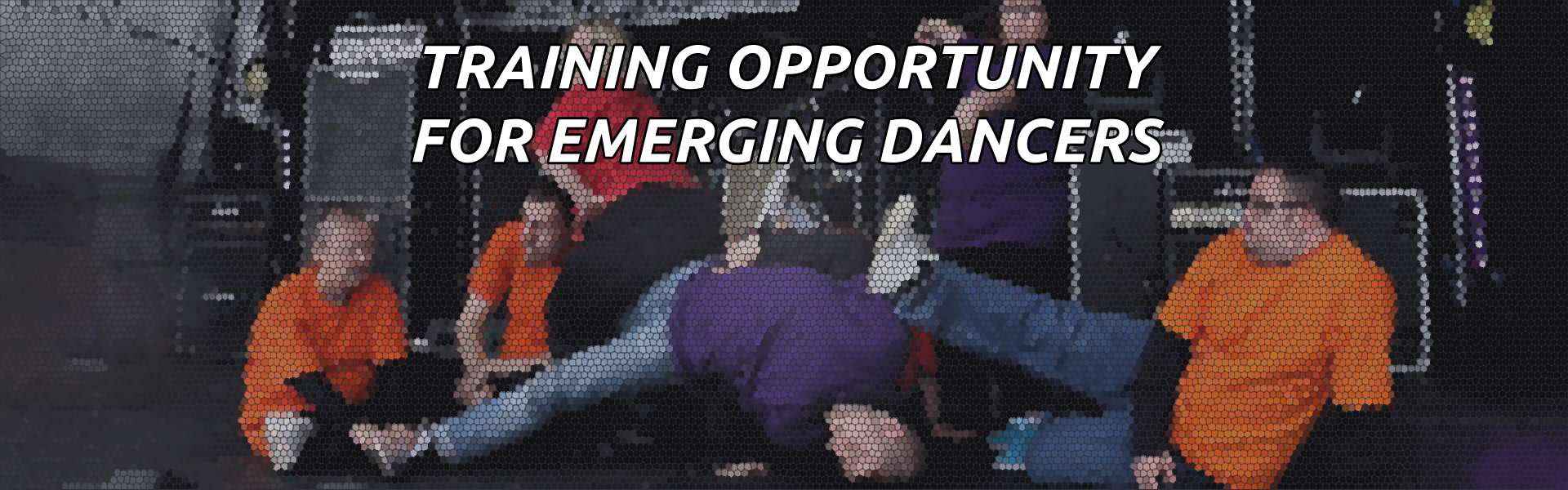 Training opportunity for emerging dancers
