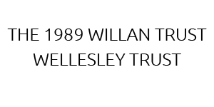 The 1989 Willan Trust – Wellesley Trust